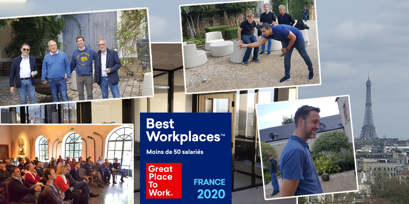Syspertec Great Place to Work 2020